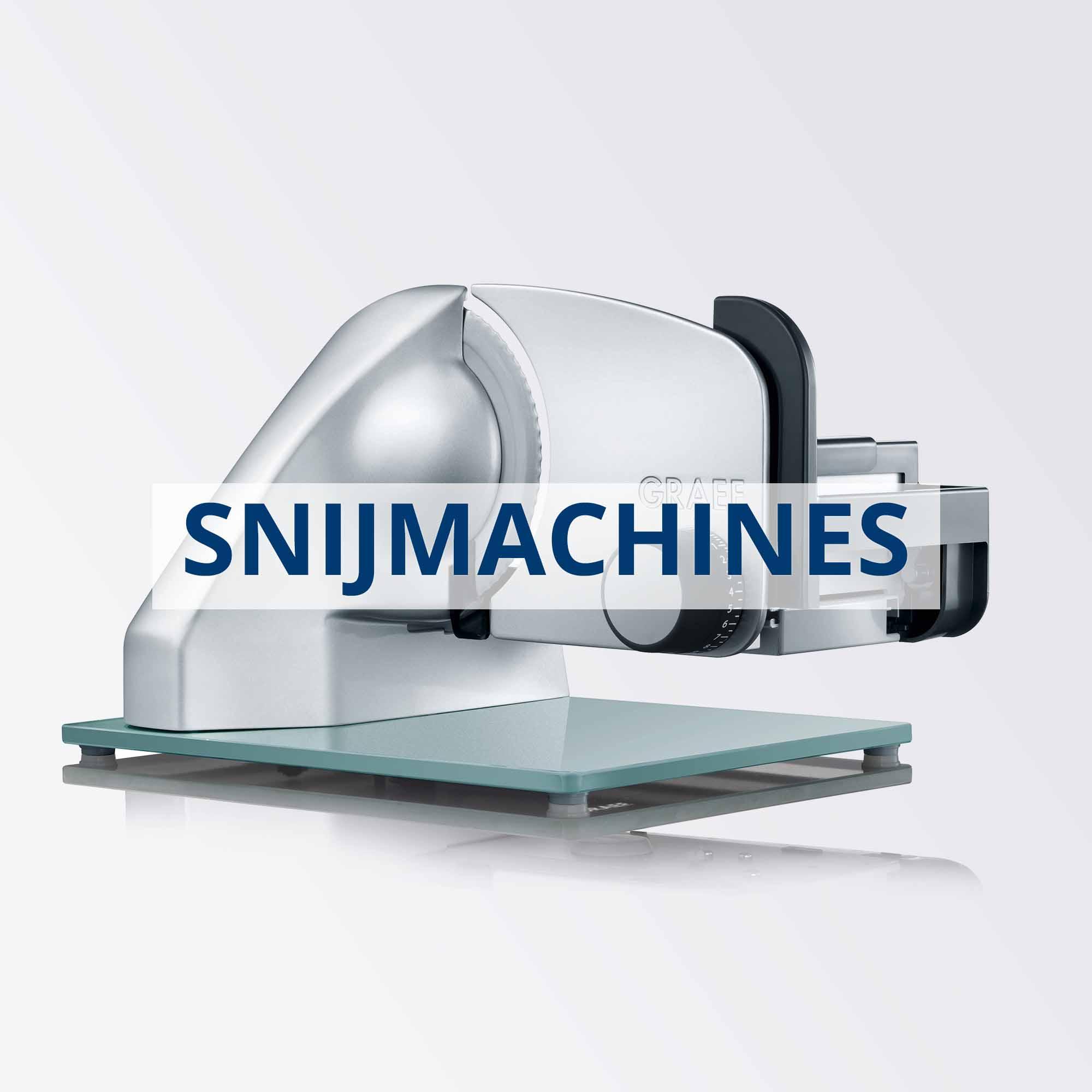 Bekijk alle Graef Snijmachines