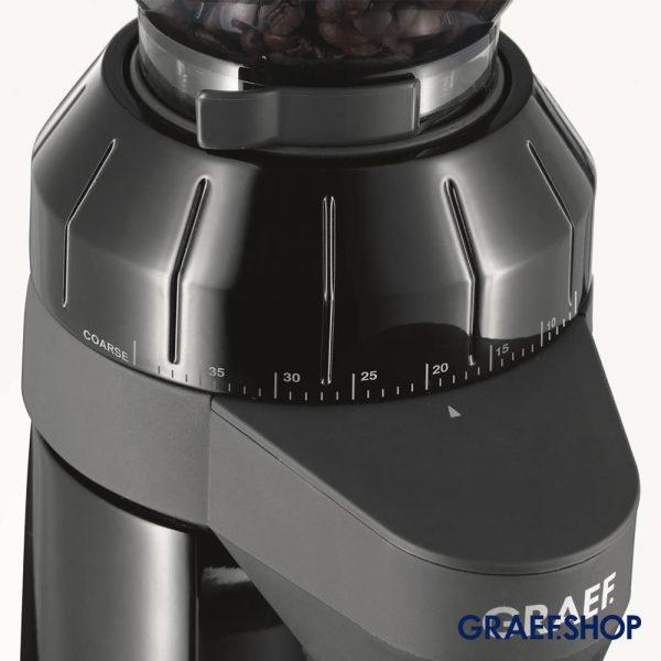 Graef CM802 Koffiemolen Exclusive