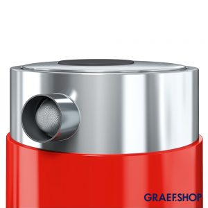 Graef-Waterkoker-WK403-Rood-1000-close-up