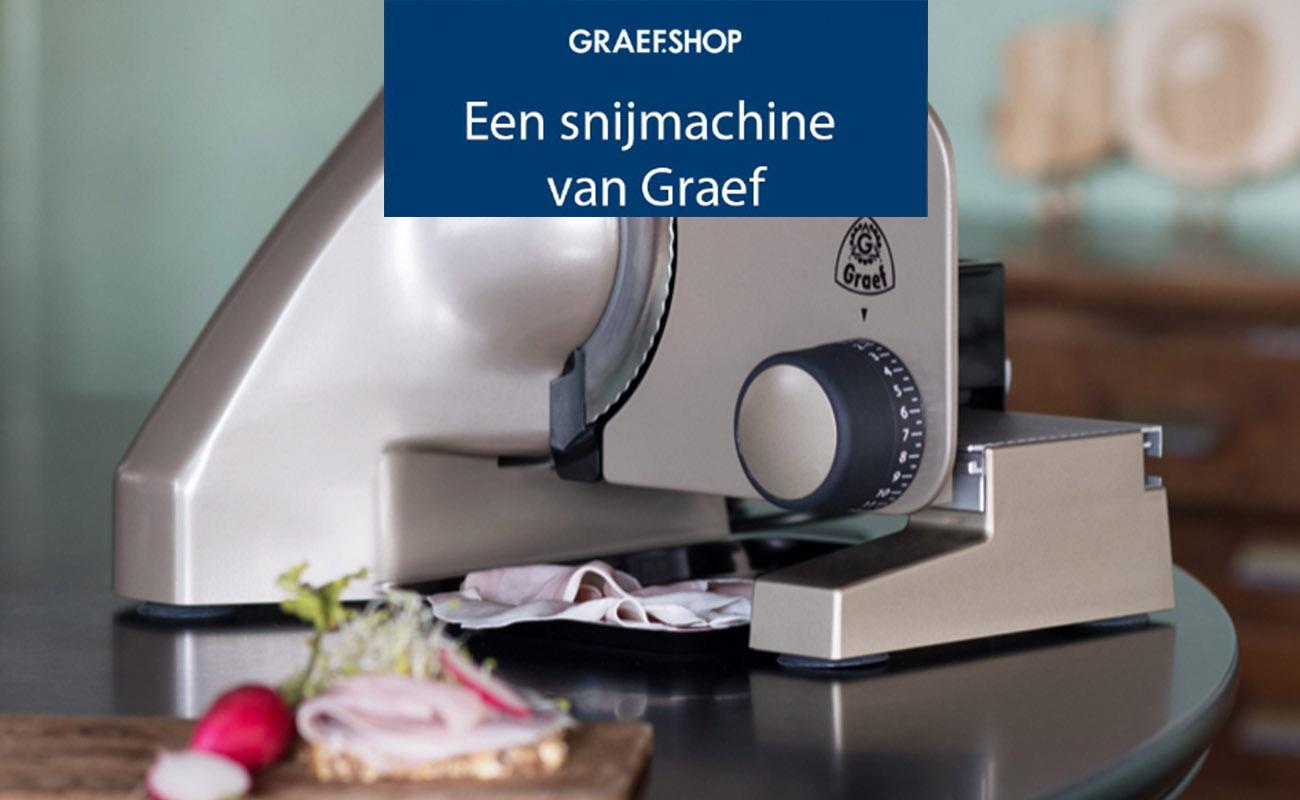 Snijmachine van Graef