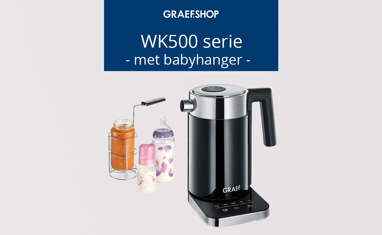 WK500 serie waterkoker
